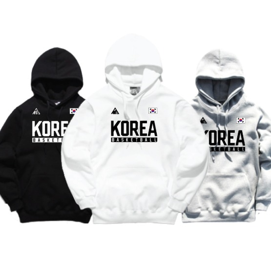 KOREA BASKETBALL 농구 후드티